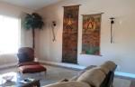 Living room original art