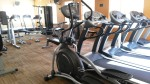 work out room Club House